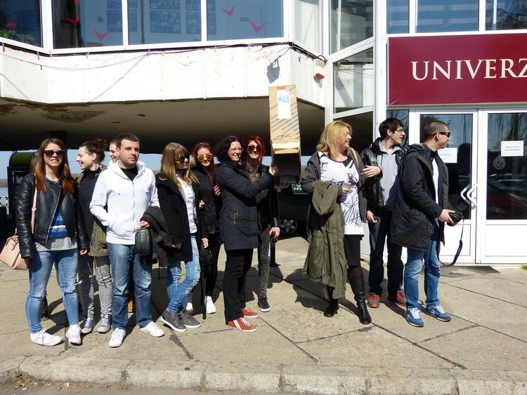 Studenti Univerziteta Metropolitan posmatrali pomračenje Sunca