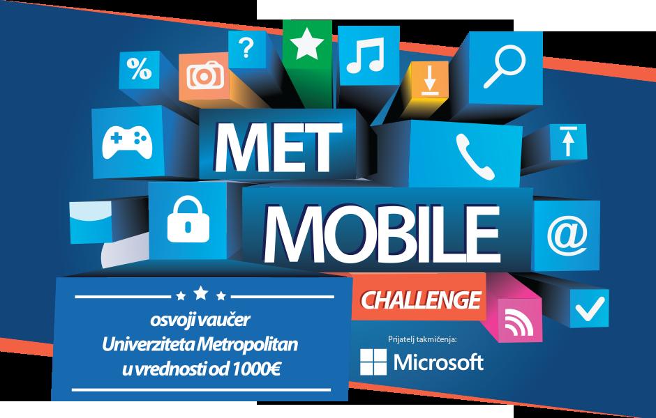 Produžene prijave za Met Mobile Challenge