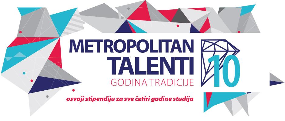 Otvorene prijave za takmičenje Metropolitan Talenti