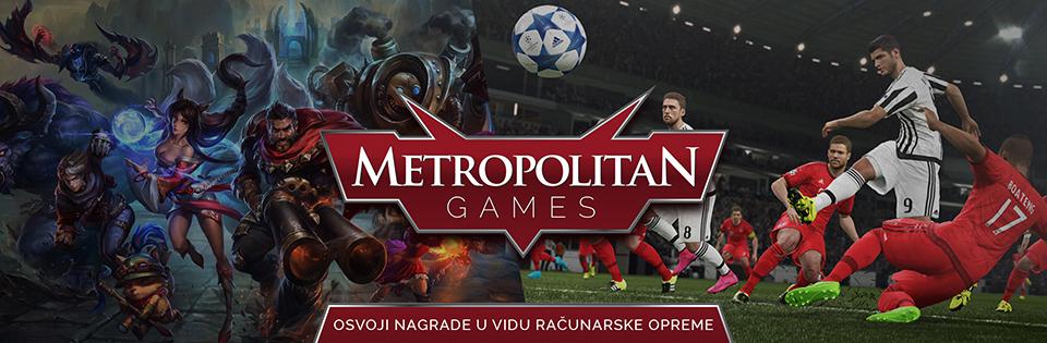 Turnir za srednjoškolce iz video igara MET Games