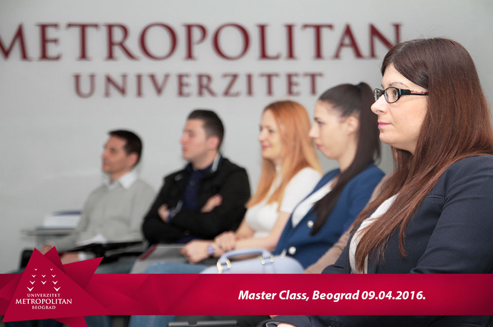 "Održan Open day Master studija Marketing menadžmenta – ""Master Class"""
