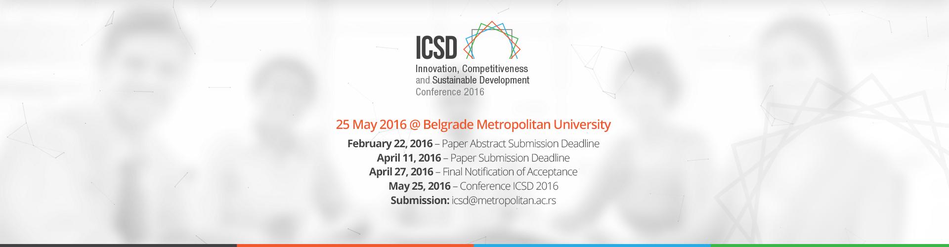 ICSD – konferencija Fakulteta za menadžment