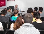 Održano je gostujuće predavanje Dušana Pavlića, Art direktora Kreativnog centra