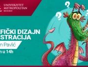 Gostujuće predavanje Dušana Pavlića Art direktora Kreativnog centra
