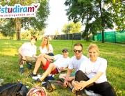 Studenti Univerziteta Metropolitan organizovali su sportski dan na Adi Ciganliji