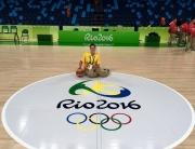 Uspešna studentkinja Univerziteta Metropolitan Katarina Trnjaković na Olimpijskim igrama u Riju