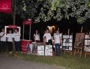 Izložba radova studenata Univerziteta Metropolitan u okviru Nišville jazz festivala