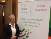Prof. dr Ana Bovan na skupu OECD u Parizu