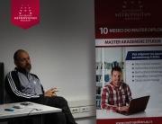 """""""Klijent, agencija ili freelancer?"""" – održano predavanje eksperta za marketing Marka Krajnovića"""