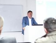 Predsednik društva lobista Srbije Nenad Vuković održao predavanje o uvek aktuelnoj temi – lobiranje kod nas i u svetu