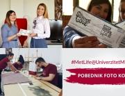 Anđela Grozdanović – pobednica foto konkursa #MetLife i dobitnica karte za ovogodišnji Exit festival