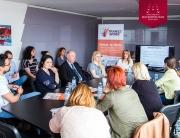 Trans2Work i zapošljavanje mladih sa hendikepom u procesu prelaska iz visokog obrazovanja na tržište rada – održan okrugli sto na Univerzitetu Metropolitan u Beogradu