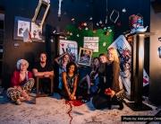 Nezaboravna noć u Ben Akibi i Retrospektivna izložba radova studenata sa Modnog dizajna Univerziteta Metropolitan