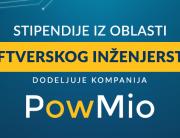 Kompanija PowMio i Univerzitet Metropolitan dodeljuju stipendije za najbolje brucoše