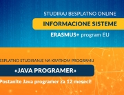 Erasmus+ i Univerzitet Metropolitan ti omogućavaju besplatno online studiranje u školskoj 2017/18