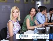 Održana savetodavna poseta PT&SCHE Erasmus+ projekta na Univerzitetu Metropolitan u Beogradu