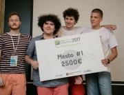 Studenti Univerziteta Metropolitan su pobednici drugog Fintech Hackathona