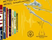 """Univerzitet Metropolitan i mesec kreativnosti u Galeriji """"Atrijum"""" Biblioteke grada Beograda"""
