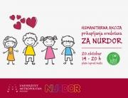 """Humanitarna akcija UM-a iz Niša i udruženja """"Nurdor"""""""
