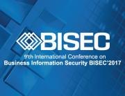 Deveta Međunarodna Konferencija o bezbednosti informacija – BISEC 2017