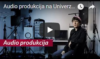 Audio produkcija na Univerzitetu Metropolitan