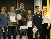Studenti Univerziteta Metropolitan iz Niša osvojili III mesto na Hakatonu