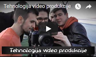 Tehnologija video produkcije
