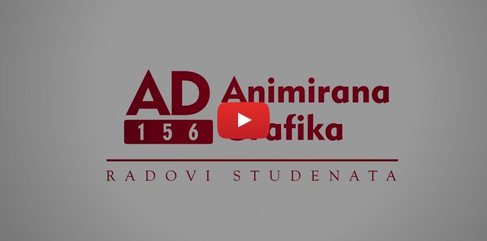Animirana Grafika - Studentski radovi