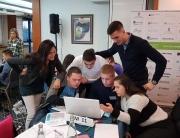 """Još jedna pobeda timova na takmičenju """"Poslovni izazov"""" pod mentorstvom studenata Univerziteta Metropolitan"""