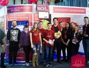 Štand Univerziteta Metropolitan najposećeniji na EDUfair™ sajmu obrazovanja