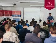 Prvi dan Met Mobile Challenge takmičenja na Univerzitetu Metropolitan u Beogradu