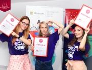24-časovni Girls Hackathon na Univerzitetu Metropolitan