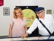 Izložba Vladana Radovanovića – Vokovizuel SP i tri generacije umetnika