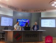 """Rektor Univerziteta Metropolitan o dualnom obrazovanju na konferenciji """"Digitalije"""""""