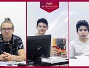 MET IT gimnazijalci i prvi dan u najsavremenijoj srednjoj školi u Srbiji
