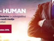 """Super – Human"" konkurs za besplatan Master program na Univerzitetu Metropolitan"