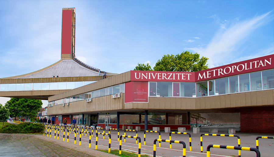 Univerzitet Metropolitan - Beograd