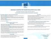 ERASMUS povelja za visoko obrazovanje dodeljena Univerzitetu Metropolitan