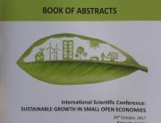 "Međunarodna naučna konferencija ""Sustainable Growth in Small Open Economies"" i najbolji rad profesora Univerziteta Metropolitan"