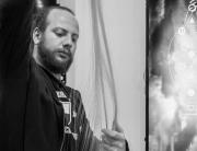 "Docent Fakulteta digitalnih umetnosti Milan Ličina predstavlja instalaciju ""Radix"" na izložbi art+science+makers"