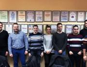 Studenti završne godine FIT-a u poseti najvećoj srpskoj kompaniji za fiskalne uređaje Galeb