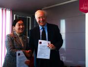 Međunarodna saradnja visokoškolskih institucija iz Kine i Univerziteta Metropolitan