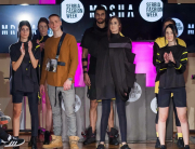 """Student Modnog dizajna Bogdan Mrša predstavio kolekciju """"Zone"""" na SFW"""
