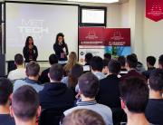 Preko 70 srednjoškolaca na prvom MET Tech Day-u u Nišu