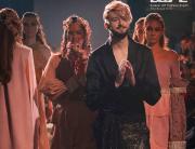 """""""Safer"""" – prva samostalna revija studenta Modnog dizajna Dina Puljića"""
