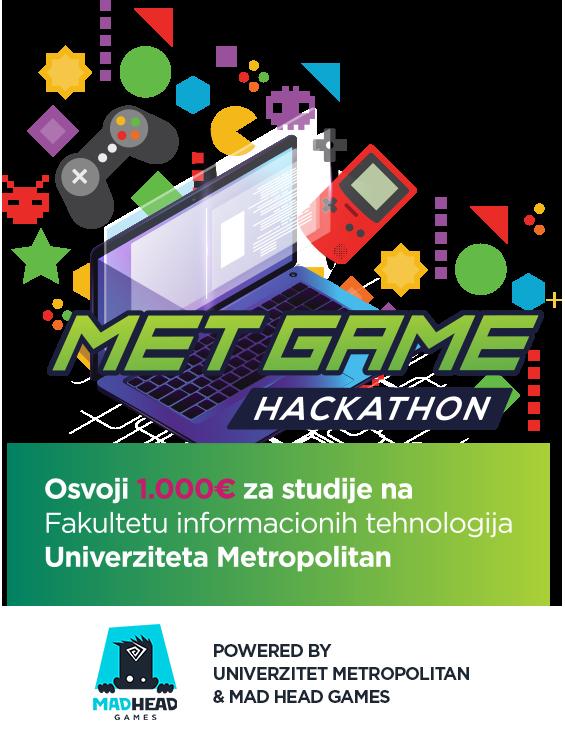 Met Game Hackathon - Najava