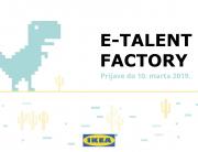 "Postanite deo IKEA ""e-Talent Factory"" programa"