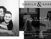 Danilo & Sharon – kreatori bajke na Univerzitetu Metropolitan