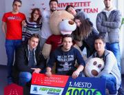 Tim Roze Tuljani osvojio 1.000€ na najvećem gejmerskom takmičenju za srednjoškolce