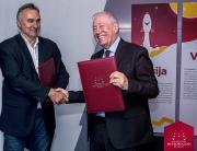 Potpisan Ugovor o pristupanju Fakulteta za primenjenu ekologiju Futura Univerzitetu Metropolitan